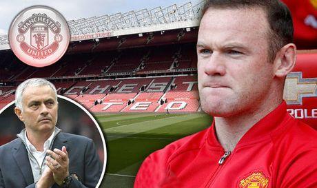 Mourinho phai cho Rooney da chinh tran MU gap Liverpool - Anh 1