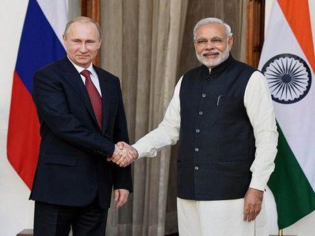 'Mua hop dong' theo chan Putin toi An Do - Anh 1