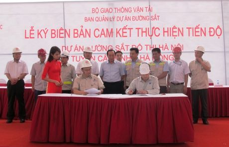 Tong thau Trung Quoc treo thuong 2 trieu USD cho thau phu tuyen Cat Linh – Ha Dong - Anh 1