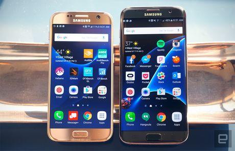 Nguoi dung Galaxy Note 7 se nhan duoc 100 USD neu doi sang Galaxy S7 Edge - Anh 1
