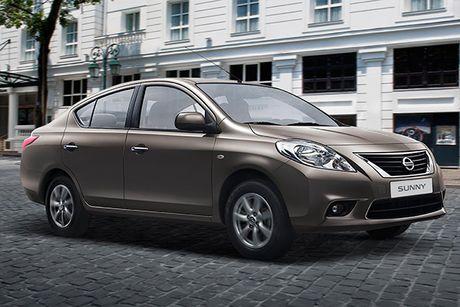 Gia ban Nissan Sunny giam toi 27 trieu dong - Anh 1