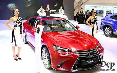 Bo tu Lexus Turbo: khi ca tinh duoc 'tang ap' - Anh 4
