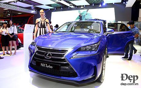 Bo tu Lexus Turbo: khi ca tinh duoc 'tang ap' - Anh 6