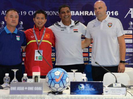 20h30 ngay 14/10, U19 Viet Nam – U19 Trieu Tien: Ra ngo gap nui - Anh 1