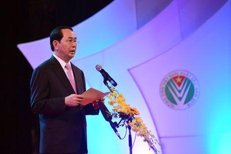 Chu tich nuoc trao danh hieu 'Nong dan Viet Nam xuat sac 2016' - Anh 3