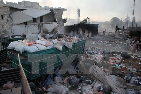 Ngoai truong Nga khong ky vong vao hoa dam Syria tai Thuy Si - Anh 1