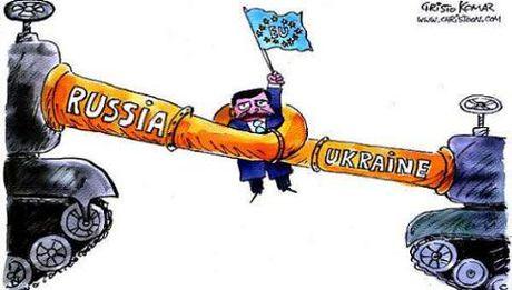 Doan tuyet quan he Nga-Ukraine: Tha mot lan dau…? - Anh 1