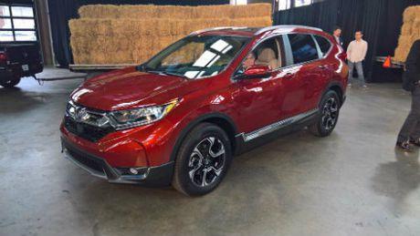 2017 Honda CR-V ra mat som, lam 'nong' lang SUV - Anh 1