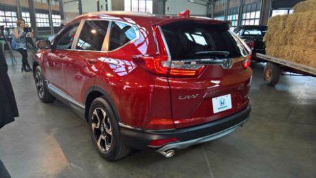 2017 Honda CR-V ra mat som, lam 'nong' lang SUV - Anh 2