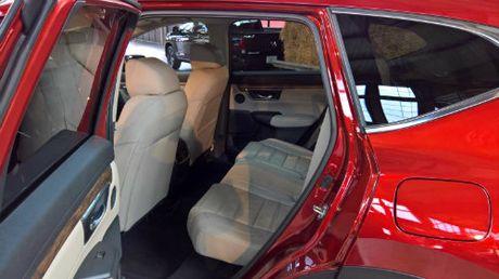 2017 Honda CR-V ra mat som, lam 'nong' lang SUV - Anh 4