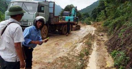 Khon kho vi du an giao thong thi cong cham - Anh 1