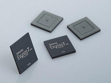 Samsung cong bo chip Exynos 7270 moi cho cac thiet bi deo - Anh 1
