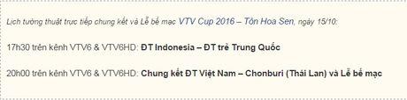Ket qua, lich thi dau bong chuyen VTV Cup 2016 (ngay 15.10) - Anh 3