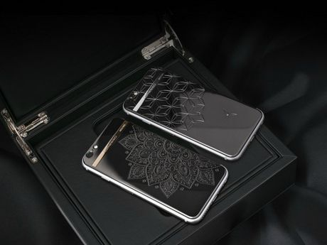 He lo anh iPhone 7 Gresso cao cap danh cho phai dep - Anh 1