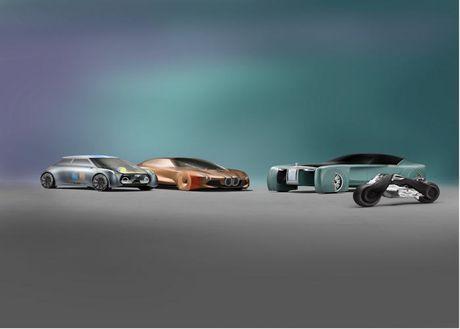Rolls Royce 103EX Concept tu dong hang sang - Mau xe den tu tuong lai - Anh 2