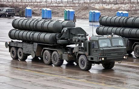 S-400 cua Nga co du trinh ban roi F-22 cua My tai Syria? - Anh 1