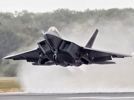 S-400 cua Nga co du trinh ban roi F-22 cua My tai Syria? - Anh 2