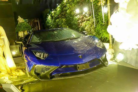 'Loa mat' truoc dan sieu xe toan Lamborghini tu hoi tai Sai Gon - Anh 15