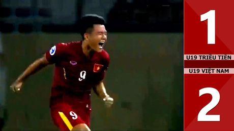 Chu tich VFF chuc mung chien thang cua DT U19 Viet Nam - Anh 1