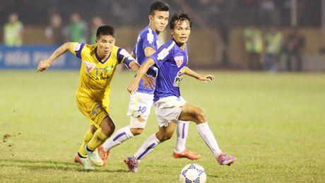 HAGL lai mat quan vao tay Sai Gon FC - Anh 1
