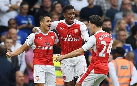 21h00 ngay 15/10, Arsenal vs Swansea City: Qua den cho Thien nga - Anh 1