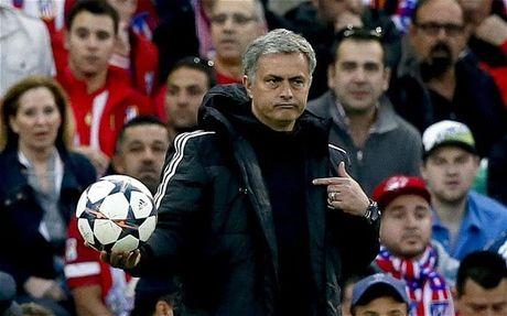 Mourinho ra thong diep truoc dai chien Liverpool - Anh 1