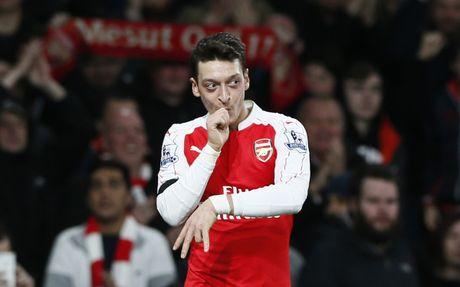 Goc thong ke: Kha nang kien tao bac thay cua Mesut Oezil - Anh 3