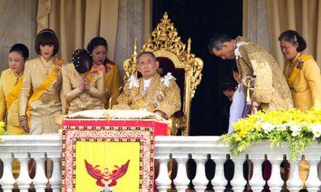 Tang le hoang gia Thai Lan dien ra the nao? - Anh 1
