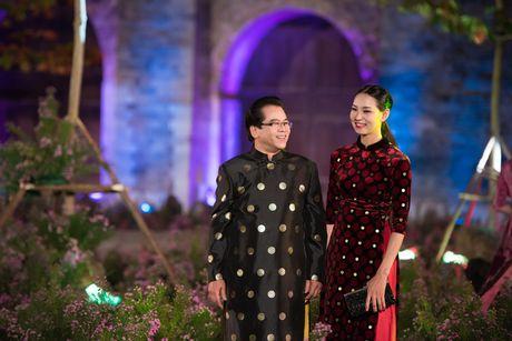 Loat nghe si gao coi dien ao dai trinh dien thoi trang - Anh 1