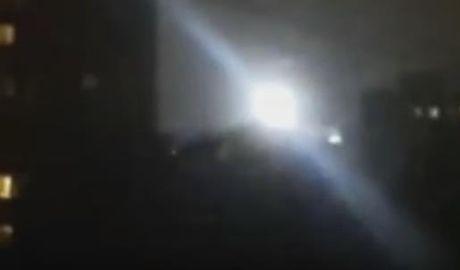 Bi an UFO sang ruc lo lung tren chung cu tai Nga - Anh 2