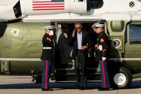 Obama gap tuong linh cap cao ban chuyen danh Assad? - Anh 1