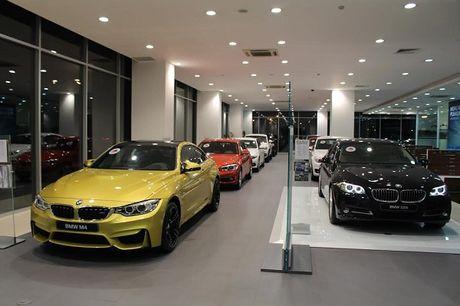 BMW trien khai du an Trai nghiem mua xe tuong lai - Anh 1