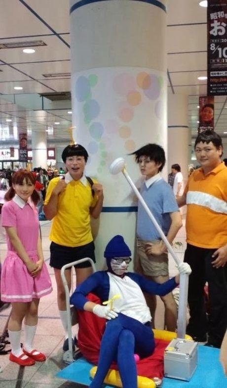 Man cosplay cuc cua nu sinh nong bong - Anh 7