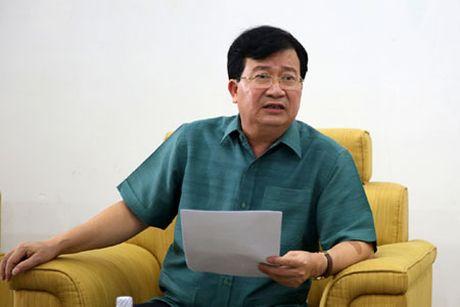 Pho Thu tuong Trinh Dinh Dung chi dao khac phuc hau qua mua lu tai Thua Thien-Hue - Anh 1