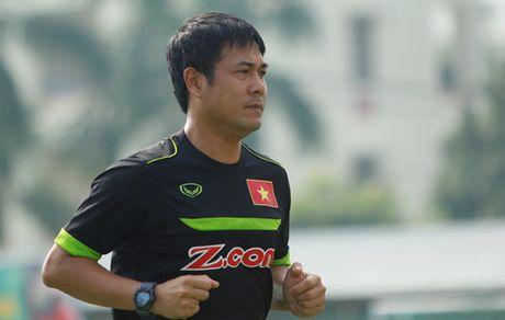 Tien Dung tap buoi dau, HLV Huu Thang thay doi ke hoach phut chot - Anh 11
