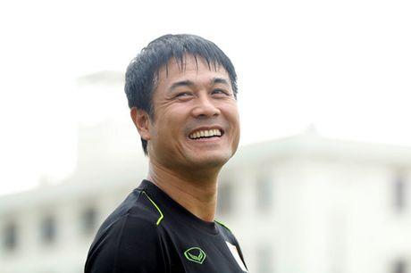 Tien Dung tap buoi dau, HLV Huu Thang thay doi ke hoach phut chot - Anh 4