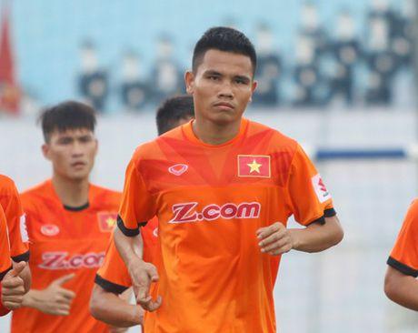 Tien Dung tap buoi dau, HLV Huu Thang thay doi ke hoach phut chot - Anh 5
