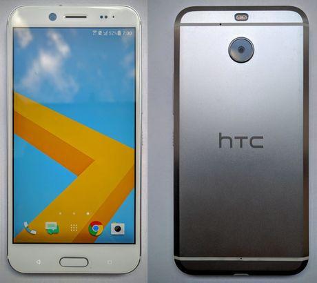 Dien thoai Android khong jack cam tai nghe dau tien cua HTC: HTC Bolt lo hinh anh thuc te - Anh 1