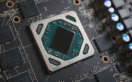 AMD ra mat the he GPU Polaris moi, cai thien 50% dien nang tieu thu - Anh 1
