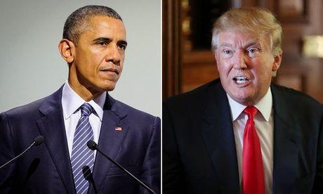 "Ong Trump khuyen Tong thong Obama ""can than"" voi phu nu - Anh 1"