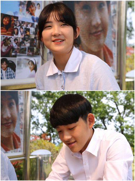 Con gai Choi Jin Sil truong thanh sau 8 nam mat me - Anh 1