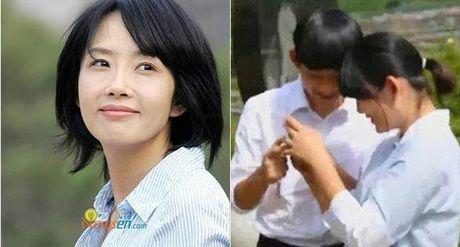 Con gai Choi Jin Sil truong thanh sau 8 nam mat me - Anh 2