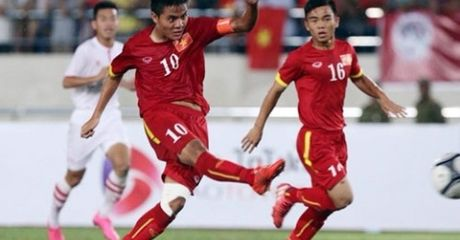 Highlight: U19 Viet Nam 2-1 U19 Trieu Tien (Bang B U19 chau A 2016) - Anh 1