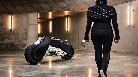Chiem nguong chiec sieu moto nguoi doi ngoai doi thuc cua BMW - Anh 3