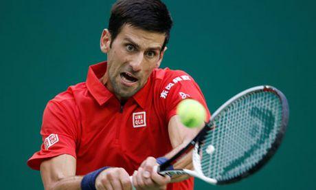 Djokovic nguoc dong, vao ban ket Thuong Hai Masters - Anh 2
