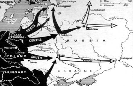 My len ke hoach moi 'Barbarossa' chong lai Nga - Anh 2