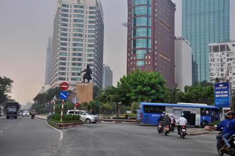 Suong mu o nhiem bao phu TP.Ho Chi Minh - Anh 9