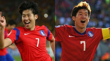 Son Heung-Min: Nguoi hung moi cua bong da chau A - Anh 3