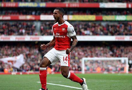 Arsenal – Swansea: Cong lam thu pha - Anh 1