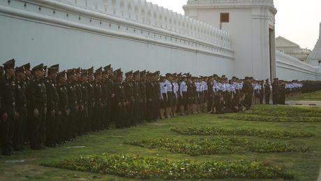 Hang van nguoi dan Thai Lan don linh cuu Quoc vuong ve cung dien - Anh 10